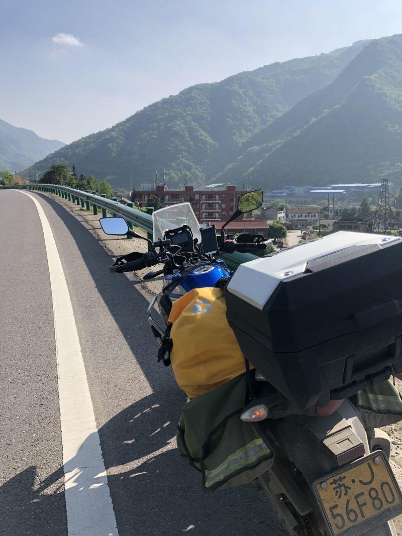 东台摩旅 最美国道-川藏线